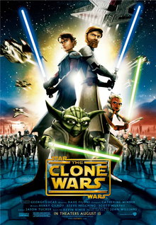 Movie Trailers: Star Wars: The Clone Wars