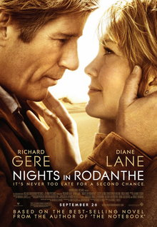 Movie Trailers: Nights in Rodanthe