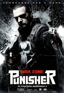 Movie Trailers: The Punisher: War Zone
