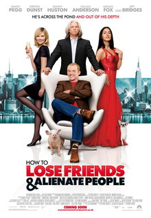 Movie Trailers: How to Lose Friends and Alienate People