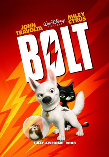 Movie Trailers: Bolt