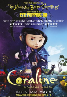 Movie Trailers: Coraline