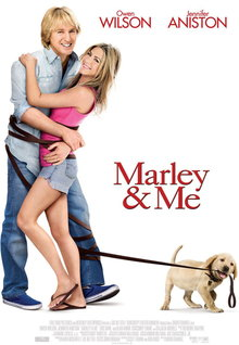 Movie Trailers: Marley & Me