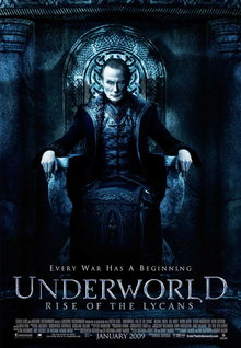 Movie Trailers: Underworld: Rise of the Lycans