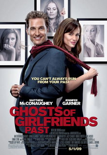 Movie Trailers: The Ghosts of Girlfriends Past