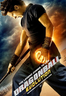 Movie Trailers: Dragonball: Evolution