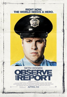 Movie Trailers: Observe and Report