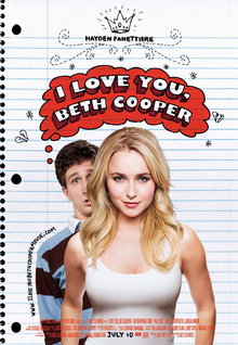 Movie Trailers: I Love You, Beth Cooper