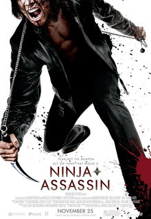 Movie Trailers: Ninja Assassin