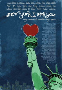Movie Trailers: New York, I Love You