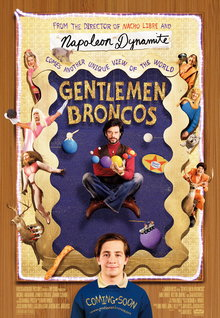 Movie Trailers: Gentlemen Broncos