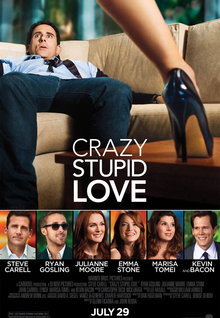 Movie Trailers: Crazy, Stupid, Love.