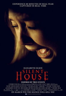 Movie Trailers: The Silent House - Clip - Sickle