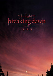 Movie Trailers: The Twilight Saga: Breaking Dawn Part 1 - TV Spot - Event