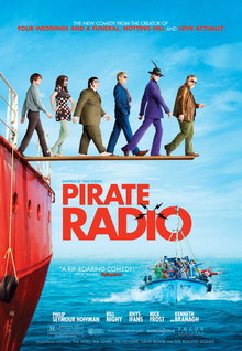 Movie Trailers: Pirate Radio