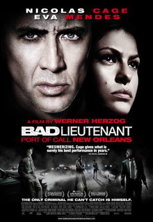 Movie Trailers: Bad Lieutenant: Port of Call New Orleans