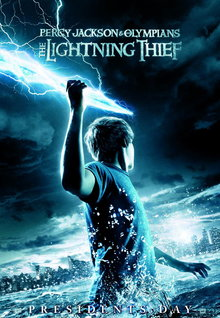Movie Trailers: Percy Jackson and the Olympians: The Lightning Thief
