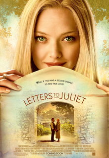 Movie Trailers: Letters to Juliet