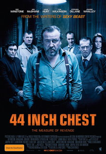 Movie Trailers: 44 Inch Chest