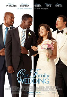 Movie Trailers: Our Family Wedding