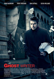 Movie Trailers: The Ghost Writer