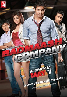 Movie Trailers: Badmaash Company