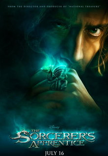 Movie Trailers: The Sorcerer's Apprentice - Clip - The Eagle Has Landed