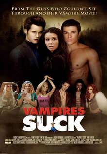 Movie Trailers: Vampires Suck - Clip - Black Eyed Peas