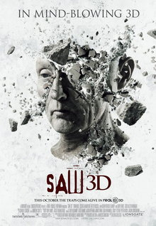 Movie Trailers: Saw 3D