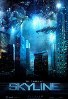 Movie Trailers: Skyline - Trailer 1