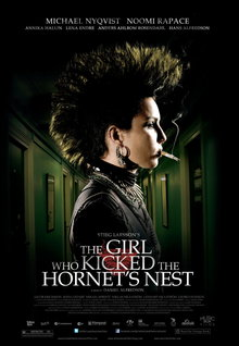 Movie Trailers: The Girl Who Kicked the Hornet's Nest