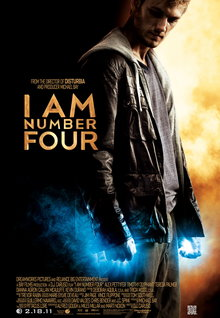 Movie Trailers: I Am Number Four - Trailer 2