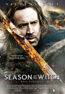Movie Trailers: Season of the Witch - Clip - Monk Fight