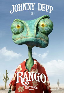 Movie Trailers: Rango - Trailer 3