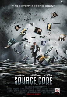 Movie Trailers: Source Code - Clip - Downtown Chicago Is the Next Target