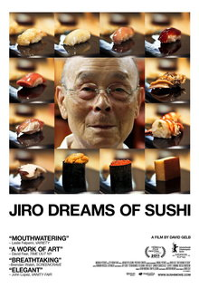 Movie Trailers: Jiro Dreams of Sushi