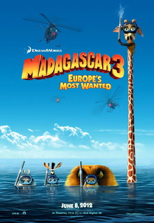 Movie Trailers: Madagascar 3: Europe's Most Wanted