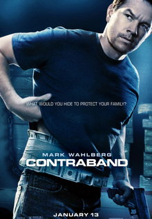 Movie Trailers: Contraband - Clip - Briggs and His Crew Approach Chris