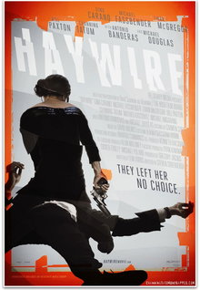 Movie Trailers: Haywire - Clip - Barcelona Chase