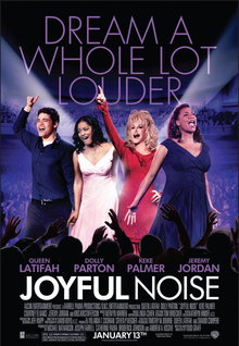 Movie Trailers: Joyful Noise - Clip - Maybe I'm Amazed