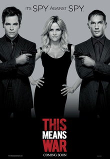 Movie Trailers: This Means War - Clip - The Paintball Date