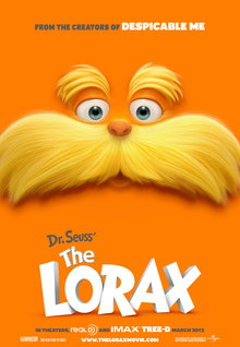 Movie Trailers: The Lorax - Clip - Ted Shows Audrey the Truffula Seed