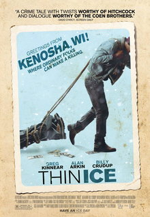 Movie Trailers: Thin Ice - Exclusive Clip - Break In
