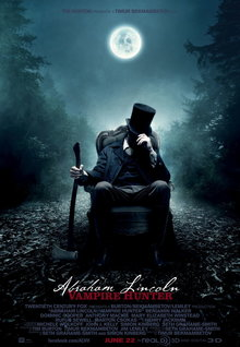 Movie Trailers: Abraham Lincoln: Vampire Hunter