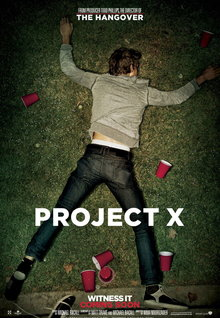 Movie Trailers: Project X - Clip - Evening Officers
