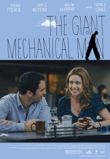 Movie Trailers: The Giant Mechanical Man - Exclusive Clip - Her Heart's Not In It
