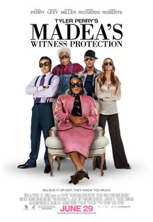 Movie Trailers: Tyler Perry's Madea's Witness Protection