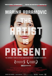 Movie Trailers: Marina Abramovic the Artist is Present - Red Band Trailer