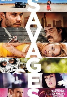 Movie Trailers: Savages - Clip - Elena and O Talk