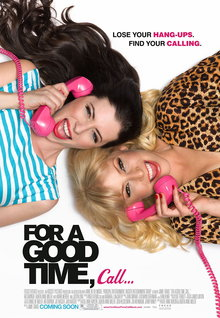 Movie Trailers: For a Good Time, Call...